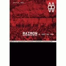 Catàleg de l'exposició RAIMON, AL VENT DEL MÓN. Centre d'Arts Santa Mònica, 2012