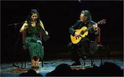 """""""He mirat aquesta terra"""" interpretada per Sílvia Pérez  Cruz i Toti Soler"""