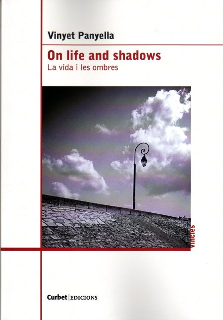 On life and shadows, coberta