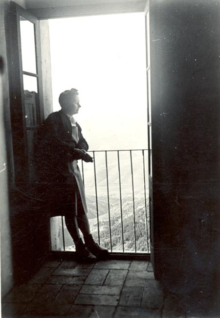 Rosa Leverini, anys quaranta