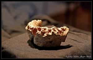 La mandíbula Neardenthal localitzada a Sitges és una de les peces més importants del patrimoni arqueològic sitgetà.