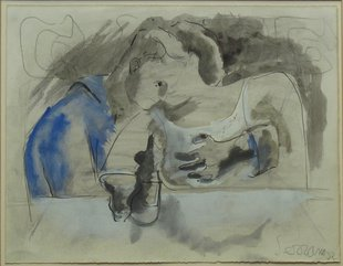 J. M. Serrano, Cafè (1932)