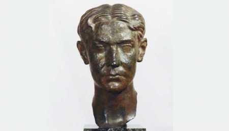 """Joan Borrell Nicolau, """"Retrat de Joaquim Folch i Torres""""."""