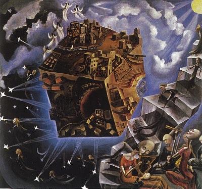 "Angeles Santos, ""Un mundo"" (1929) MNCARS, Madrid"