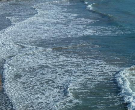 La mar es pentina (1). Fot. Frèia Berg (desembre, 2013)