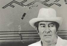 El poeta Joan Vinyoli (1914-1984)
