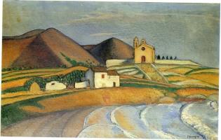 1909. Platja de Sant Sebastià