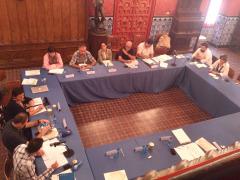 La Taula de Museus i centres d'interpretació: territori i visibilitat. Sitges, Palau de Maricel, 19 d'octubre de 2013