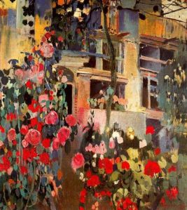 Joaquim Mir, Roses