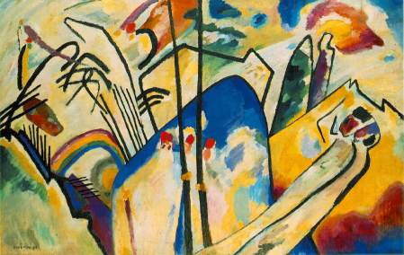 Kandinsy, Composició IV (1911)